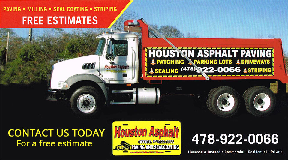 Free Estimates Houston Asphalt